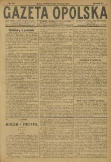 Gazeta Opolska, 1917, R. 27 [właśc. 28], nr 58