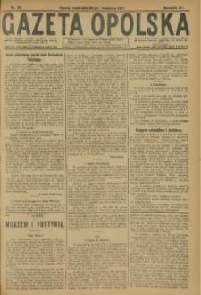 Gazeta Opolska, 1917, R. 27 [właśc. 28], nr 63