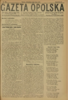 Gazeta Opolska, 1917, R. 27 [właśc. 28], nr 69