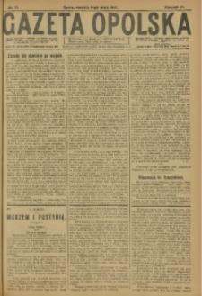 Gazeta Opolska, 1917, R. 27 [właśc. 28], nr 71