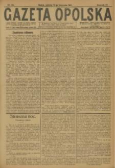 Gazeta Opolska, 1917, R. 27 [właśc. 28], nr 92