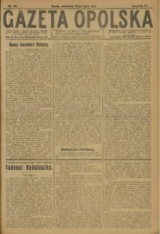 Gazeta Opolska, 1917, R. 27 [właśc. 28], nr 110