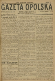 Gazeta Opolska, 1917, R. 27 [właśc. 28], nr 149