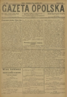 Gazeta Opolska, 1917, R. 28, nr 200