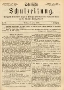 Schlesische Schulzeitung, 1878, Jg. 7, Nr. 25