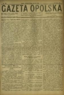 Gazeta Opolska, 1918, R. 28 [właśc. 29], nr 39
