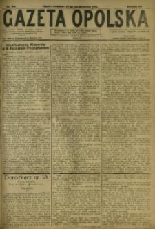 Gazeta Opolska, 1918, R. 29, nr 160
