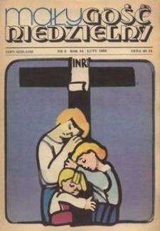 Mały Gość Niedzielny, 1988, R. 34, nr 2