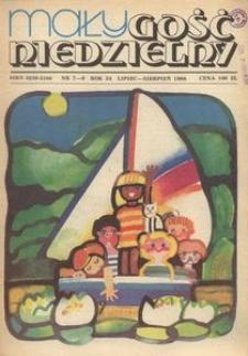 Mały Gość Niedzielny, 1988, R. 34, nr 7-8
