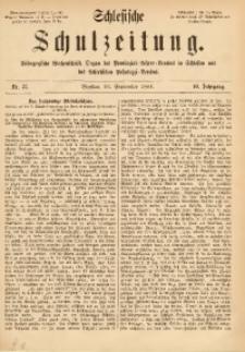 Schlesische Schulzeitung, 1881, Jg. 10, Nr. 37