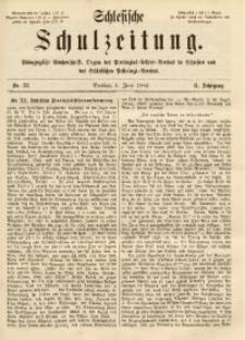 Schlesische Schulzeitung, 1882, Jg. 11, Nr. 23