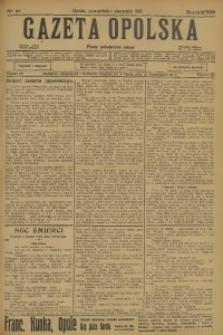 Gazeta Opolska, 1912, R. 24 [właśc. 23], nr 90