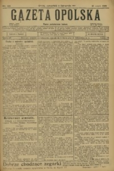 Gazeta Opolska, 1912, R. 24 [właśc. 23], nr 132