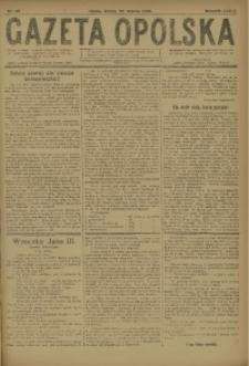 Gazeta Opolska, 1920, R. 30 [właśc. 31], nr 69