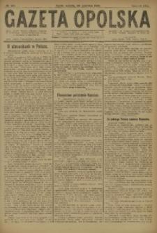Gazeta Opolska, 1920, R. 30 [właśc. 31], nr 157