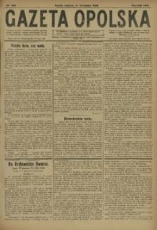 Gazeta Opolska, 1920, R. 30 [właśc. 31], nr 201