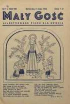 Mały Gość Niedzielny, 1946, R. 16, nr 6