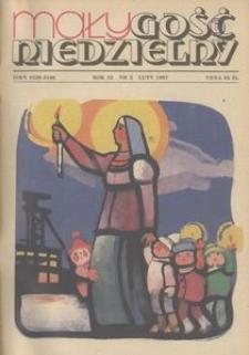 Mały Gość Niedzielny, 1987, R. 33, nr 2