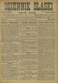 Dziennik Śląski, 1922, R. 25, nr 72