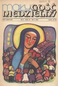 Mały Gość Niedzielny, 1986, R. 32, nr 5