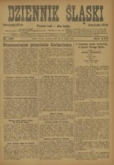 Dziennik Śląski, 1922, R. 25, nr 167