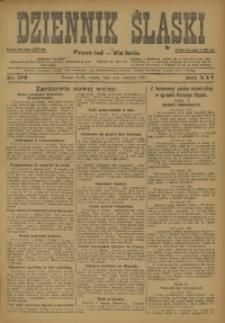 Dziennik Śląski, 1922, R. 25, nr 176