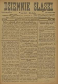 Dziennik Śląski, 1922, R. 25, nr 238