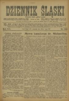 Dziennik Śląski, 1917, R. 20, nr 165