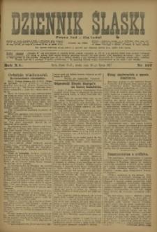 Dziennik Śląski, 1917, R. 20, nr 167