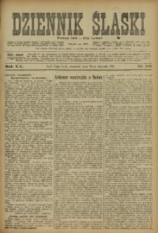 Dziennik Śląski, 1917, R. 20, nr 198