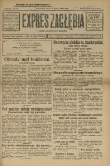 Expres Zagłębia. Organ Demokratyczny Niezależny, 1929, R. 4, nr 63