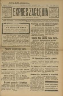 Expres Zagłębia. Organ Demokratyczny Niezależny, 1929, R. 4, nr 71