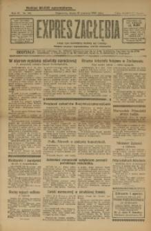Expres Zagłębia. Organ Demokratyczny Niezależny, 1929, R. 4, nr 161
