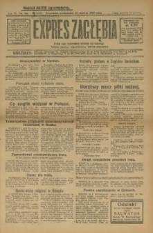 Expres Zagłębia. Organ Demokratyczny Niezależny, 1929, R. 4, nr 166