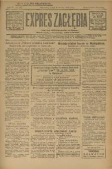 Expres Zagłębia. Jedyny organ demokratyczny woj. kieleckiego, 1929, R. 4, Nr. 207