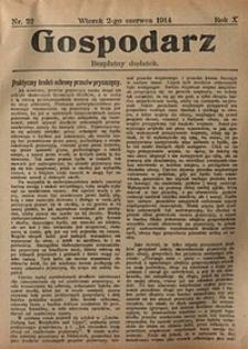Gospodarz, 1914, nr22