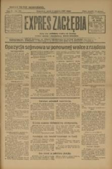 Expres Zagłębia. Jedyny organ demokratyczny woj. kieleckiego, 1929, R. 4, Nr. 320