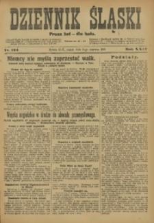 Dziennik Śląski, 1921, R. 24, nr 124