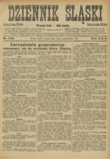 Dziennik Śląski, 1921, R. 24, nr 246