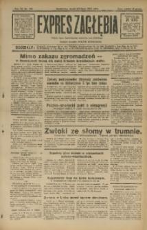 Expres Zagłębia. Jedyny organ demokratyczny niezależny woj. kieleckiego, 1932, R. 7, Nr. 198