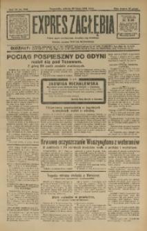 Expres Zagłębia. Jedyny organ demokratyczny niezależny woj. kieleckiego, 1932, R. 7, Nr. 208