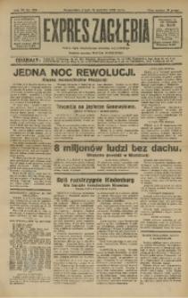 Expres Zagłębia. Jedyny organ demokratyczny niezależny woj. kieleckiego, 1932, R. 7, Nr. 221
