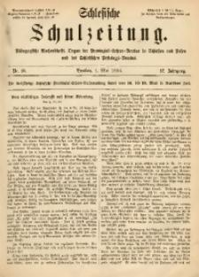 Schlesische Schulzeitung, 1883, Jg. 12, Nr. 18