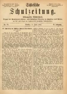 Schlesische Schulzeitung, 1886, Jg. 15, Nr. 24