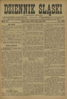 Dziennik Śląski, 1903, R. 6, nr 108