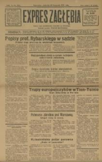 Expres Zagłębia. Jedyny organ demokratyczny niezależny woj. kieleckiego, 1931, R. 6, Nr. 326