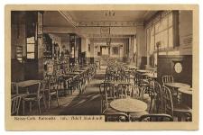 Kaiser-Café, Kattowitz. Inh.: Adolf Steinhardt