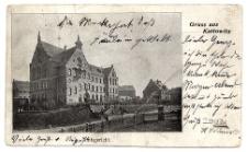 Gruss aus Kattowitz. Amtsgericht