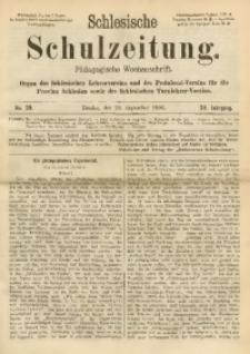 Schlesische Schulzeitung, 1905, Jg. 34, Nr. 39