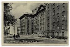 Kattowitz. Regierungsgebäude mit Polizei-Präsidium